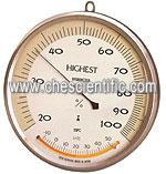 7540-00 小型温度湿度测量仪表